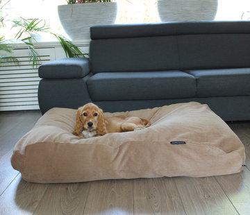 Dog's Companion Lit pour chien Chameau (corduroy)