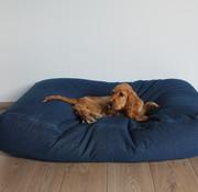 Dog's Companion Hundebett jeans Extra Small