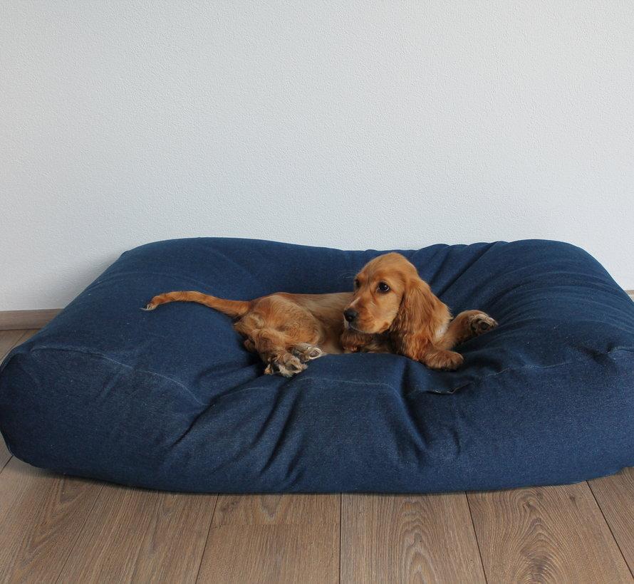 Lit pour chien jeans Small