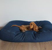 Dog's Companion Hundebett jeans Medium