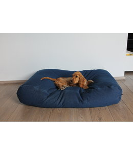 Dog's Companion Hundebett jeans Large
