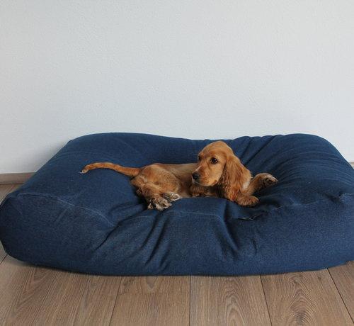 Dog's Companion Hundebett jeans Large