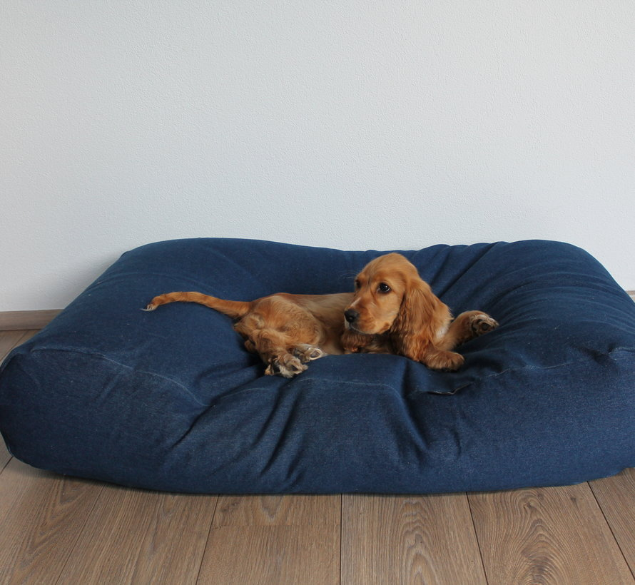 Dog bed jeans Large