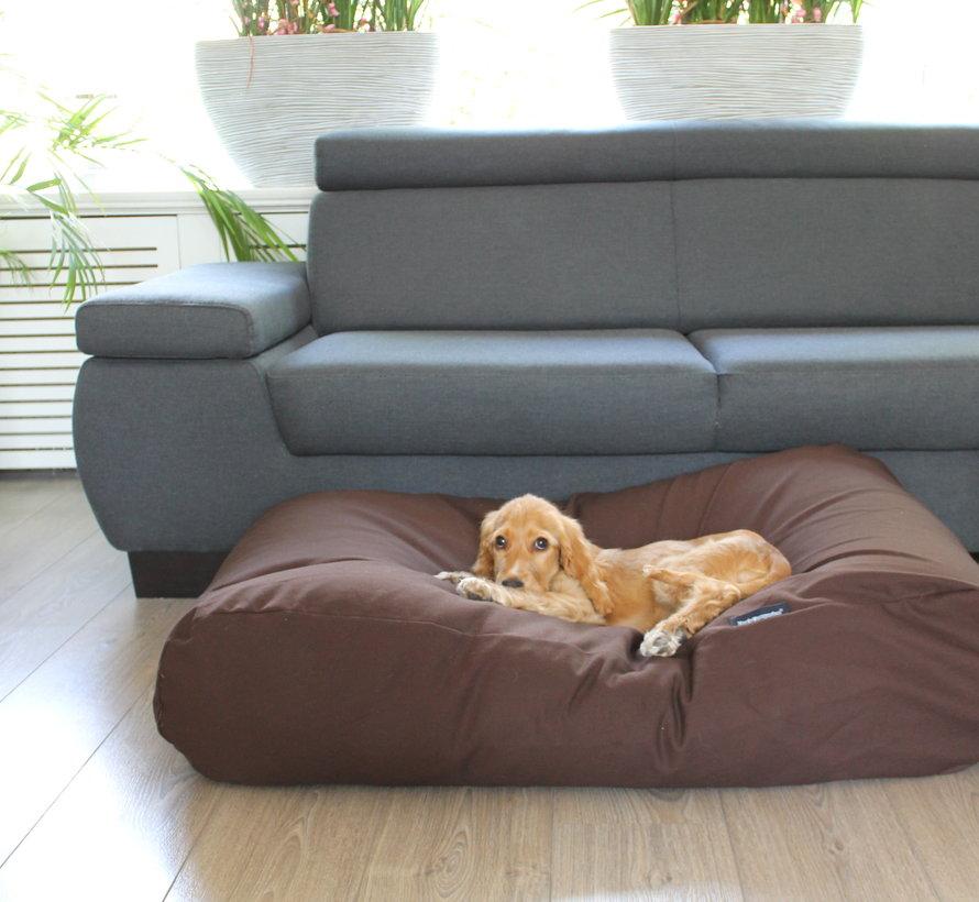 Hundebett Schokolade Braun Superlarge