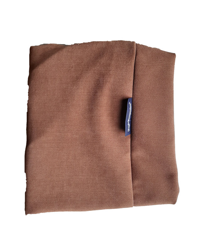Dog's Companion Extra cover Mocha (chenille velours) Large