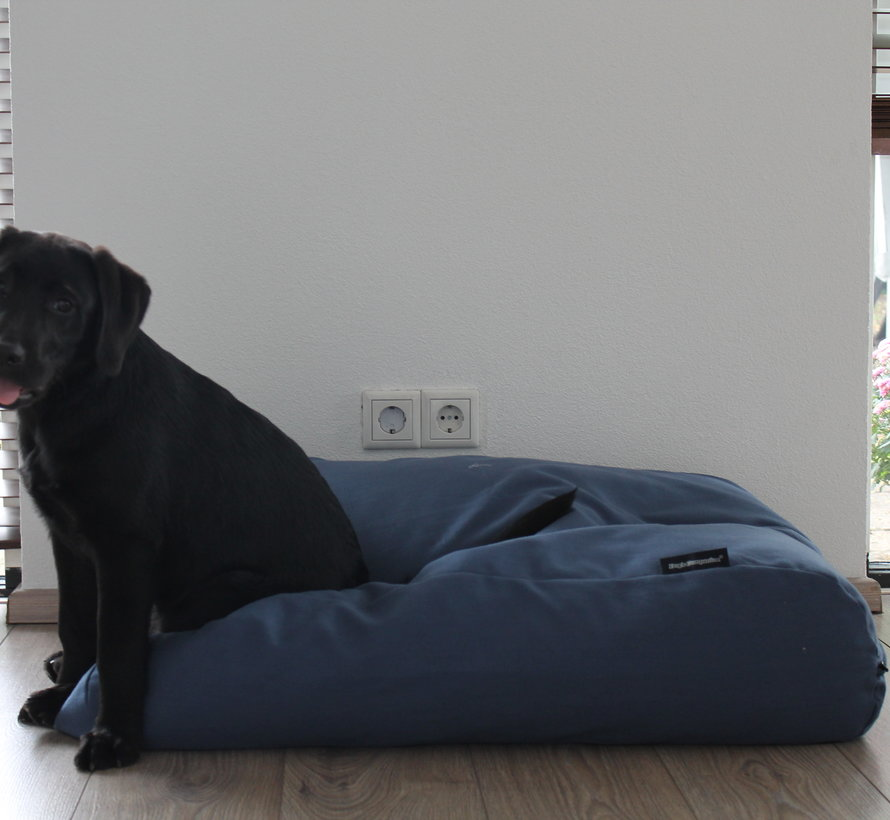 Dog bed cover raf blue upholstery Extra Small