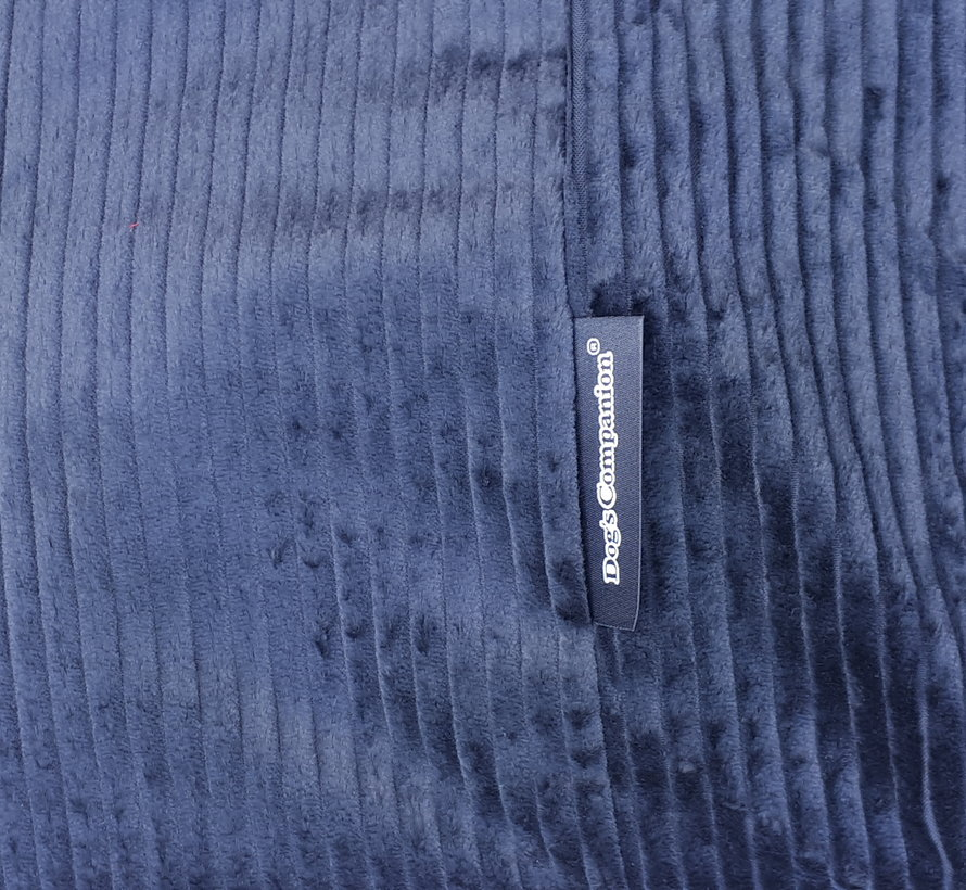 Extra cover blue (Corduroy) Small