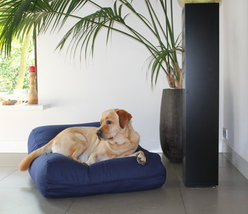 Dog's Companion Dog bed dark blue Extra Small