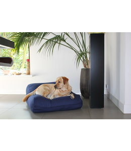 Dog's Companion Hundebett dunkblauw Medium