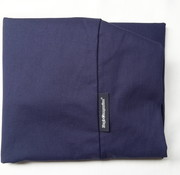 Dog's Companion Extra cover bed dark blue Large