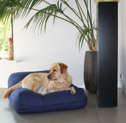 Dog's Companion Dog bed dark blue Superlarge