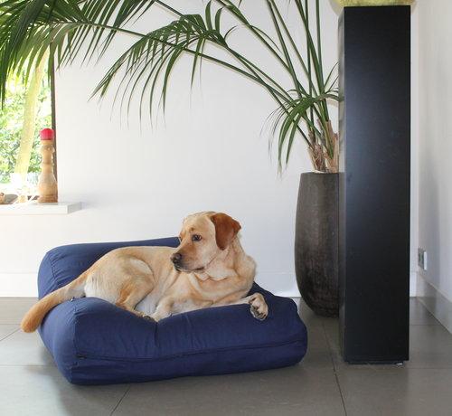 Dog's Companion Lit pour chien bleu foncé Superlarge