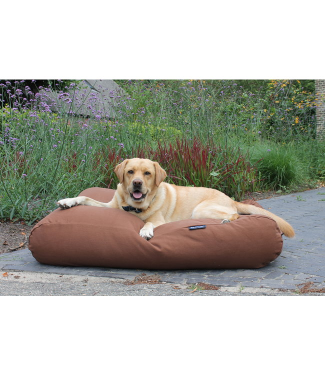 Dog's Companion Hundebett Mokka Extra Small