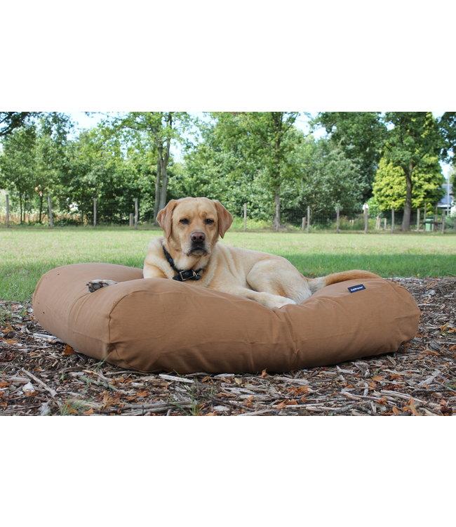 Dog's Companion Hundebett Zimt Extra Small
