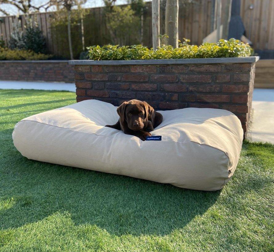 Dog bed Beige