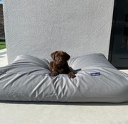Dog's Companion Dog bed Light grey (coating) Small