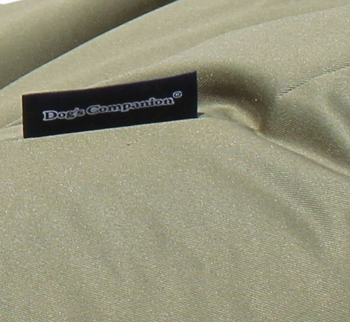 Dog's Companion Extra cover Olive Green  (coating) Large