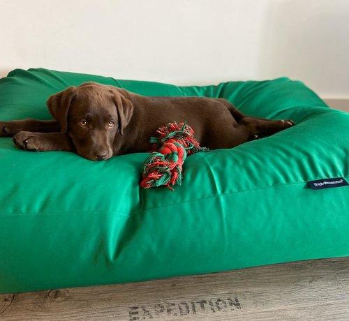 Dog's Companion Hundebett frühlingsgrün (beschichtet) Large