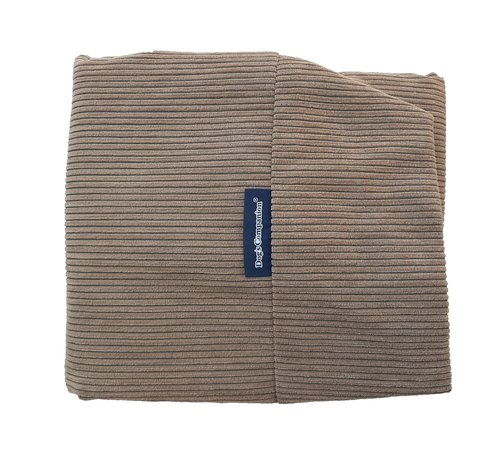 Dog's Companion Extra cover Taupe (Corduroy) small