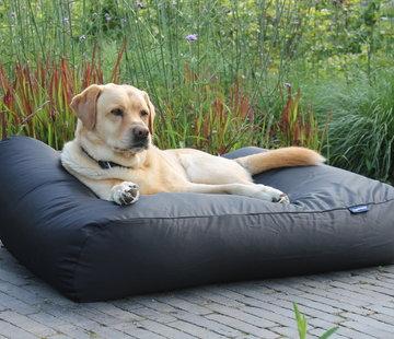 Dog's Companion Hundebett Schwarz (beschichtet) Extra Small