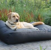 Dog's Companion Hundebett Schwarz (beschichtet) Small
