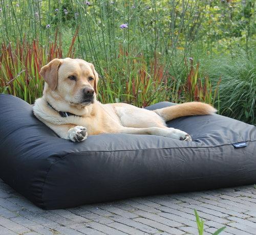 Dog's Companion Dog bed Black (coating) Large