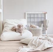 Dog's Companion Lit pour chien white sand