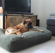 Dog's Companion Hondenbed Hunting Ribcord Small