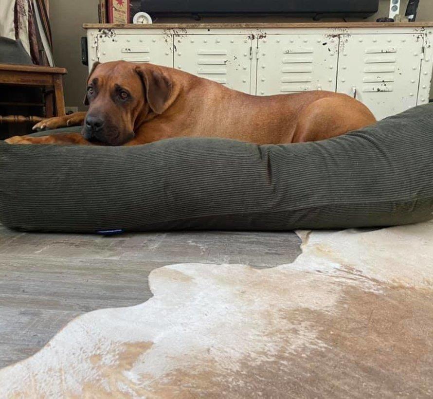 Lit pour chien Hunting (corduroy) Superlarge