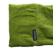 Dog's Companion Extra cover Apple Green (Corduroy) Large