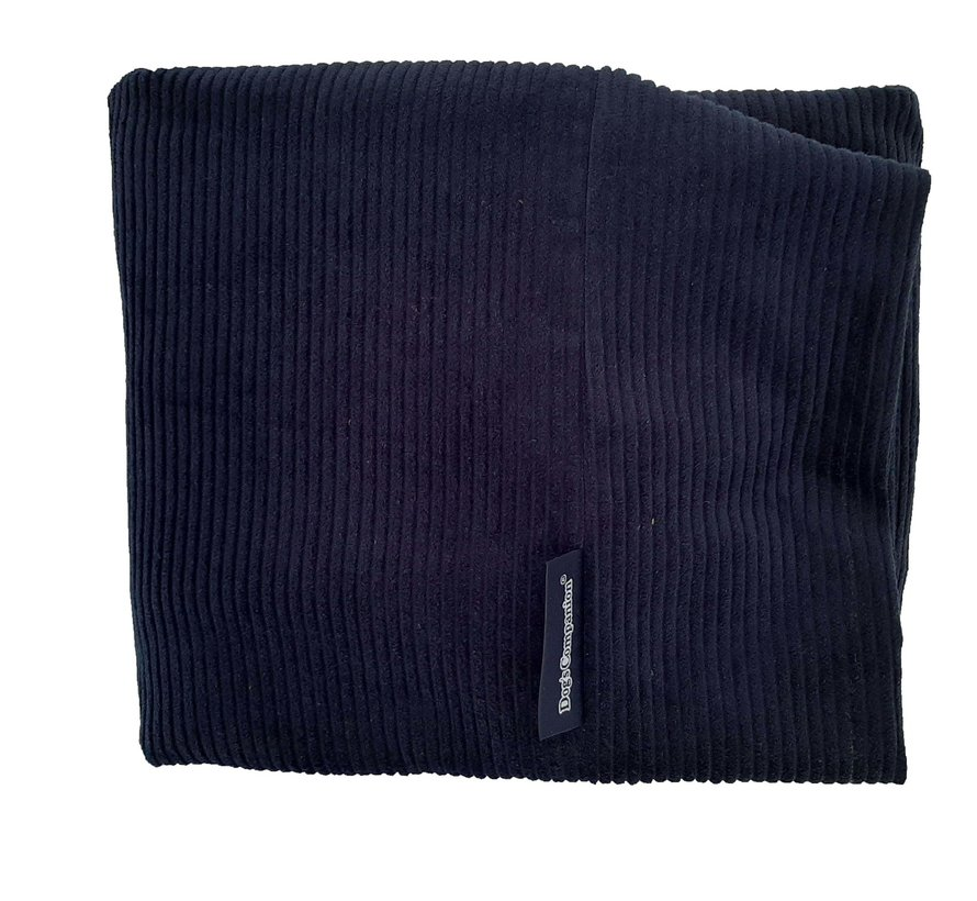 Extra cover Dark blue (Corduroy) Large