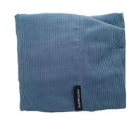 Dog's Companion Extra cover Light blue (Corduroy) Small