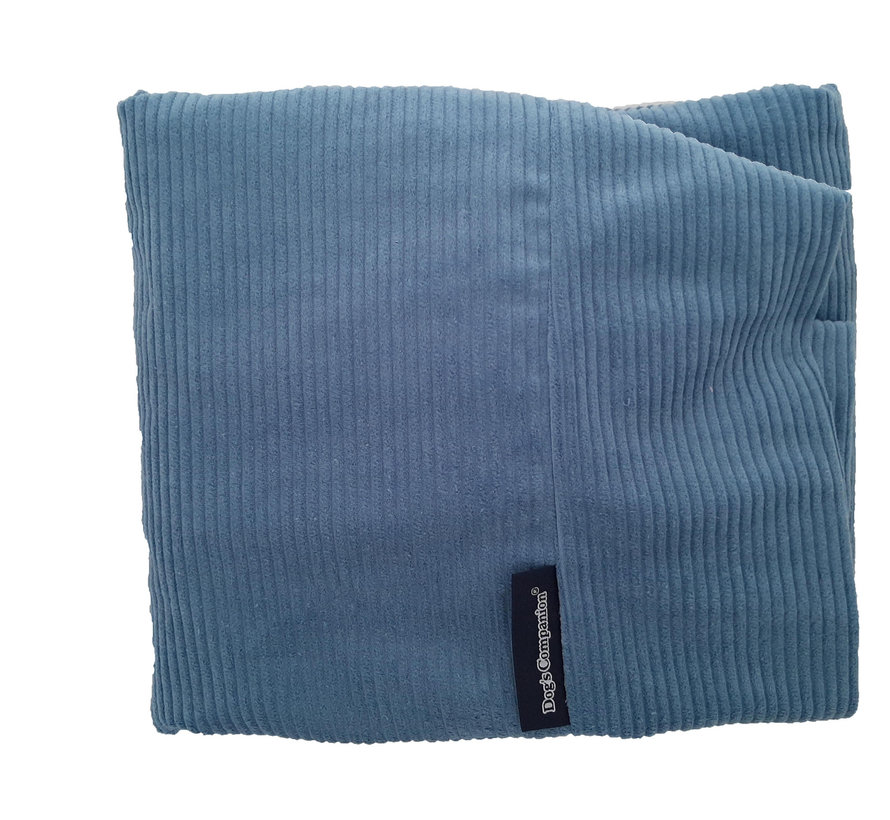 Housse supplémentaire Bleu clair (corduroy) Superlarge