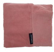 Dog's Companion Extra cover Old Pink (Corduroy) Small