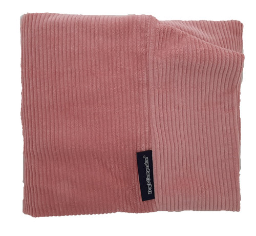 Dog's Companion Extra cover Old Pink (Corduroy) Superlarge