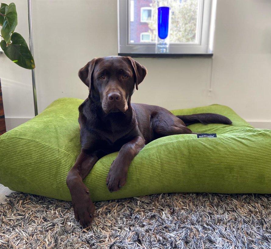 Dog bed Apple Green (Corduroy) Medium