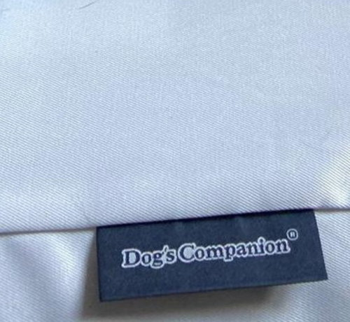Dog's Companion Losse hoes Wit vuilafstotende coating