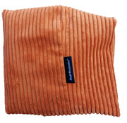 Dog's Companion Hoes hondenbed Oranje giant ribcord