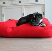 Dog's Companion Hundebett Rot Extra Small