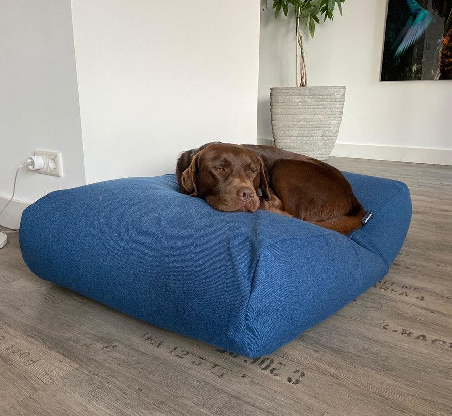 Dog bed Strong Vancouver blue