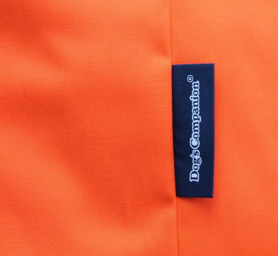 Lit pour chien Orange coating