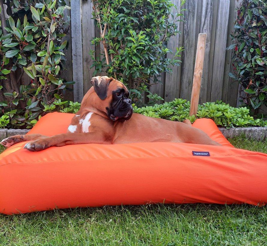 Dog bed Orange coating