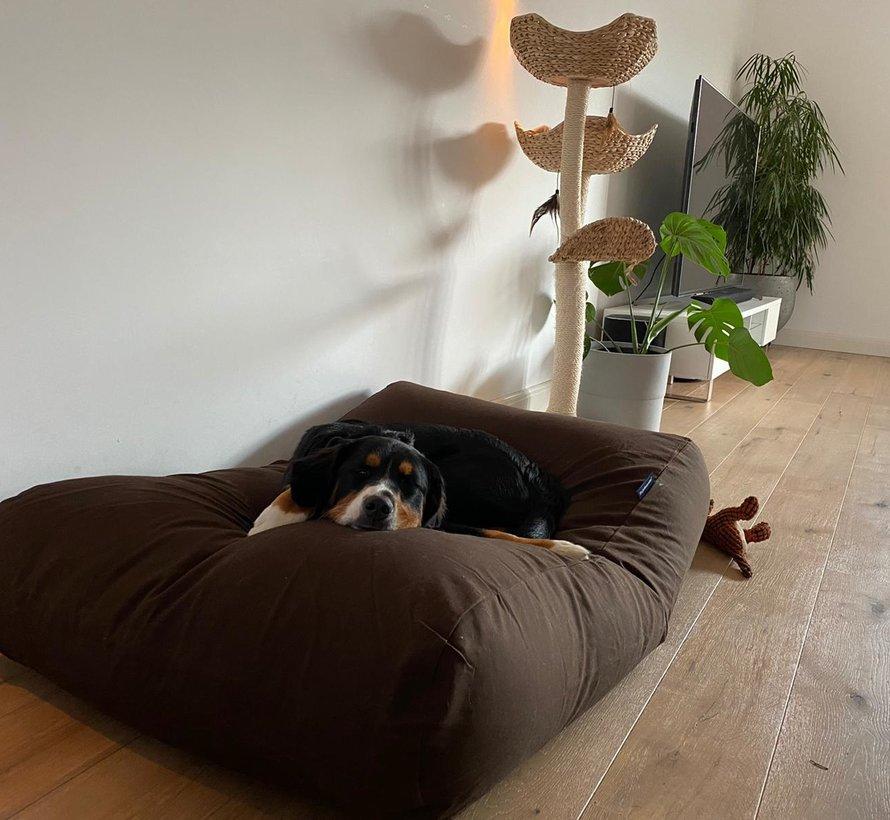 Lit pour chien Chocolat Superlarge