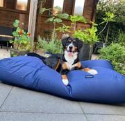 Dog's Companion Lit pour chien Bleu Marine (coating) Small