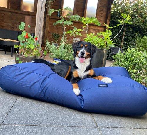 Dog's Companion Dog bed Dark Blue (coating) Large