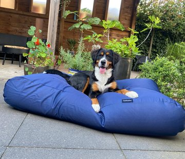Dog's Companion Lit pour chien Bleu Marine (coating) Superlarge