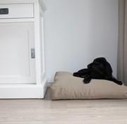 Dog's Companion Banc coussin beige (65 x 50 x 10 cm)