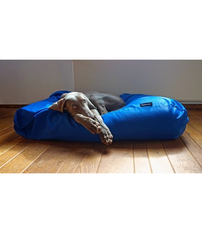 Dog's Companion Dog bed Cobalt Blue (coating)