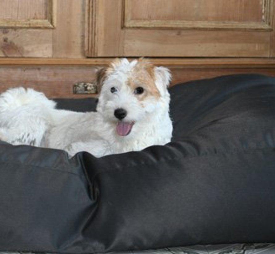Dog bed Black (coating)
