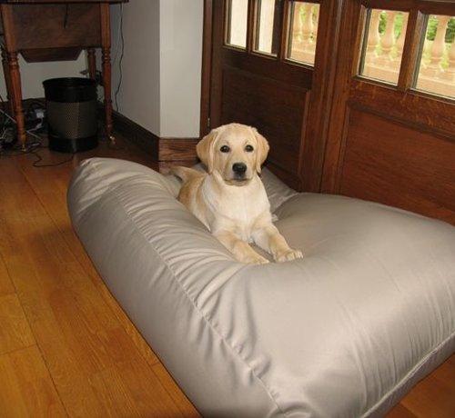 Dog's Companion Dog bed Extra Small Beige (coating)